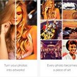 prisma android application for android and Ios