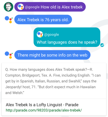Chat with allo