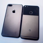 Google Pixel XL vs. iPhone 7 Plus