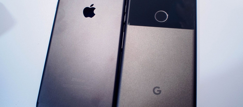Comparison: Google Pixel XL vs. iPhone 7 Plus- Reviews